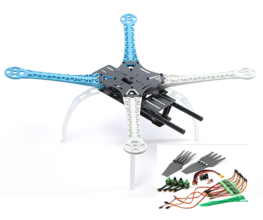 how to make your own drone