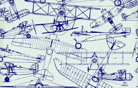 modelplaneplans shutterstock_224807308