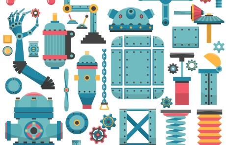 robotic mechanisms shutterstock_315599999